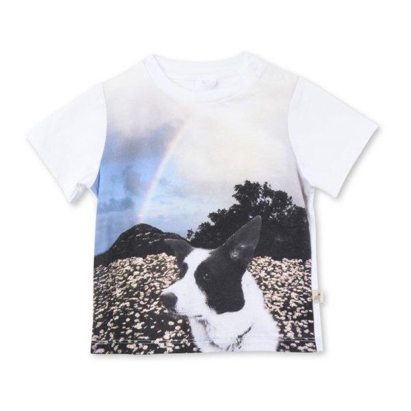 Βρεφική Κοντομάνικη Μπλούζα Dog