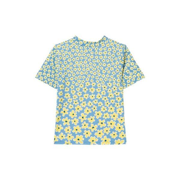 Βρεφική Μπλούζα Με UV Προστασία Splash Flower