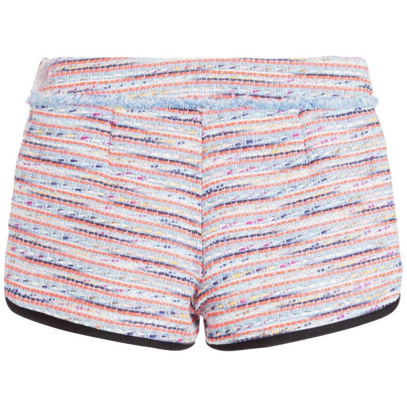 Girls tweed shorts