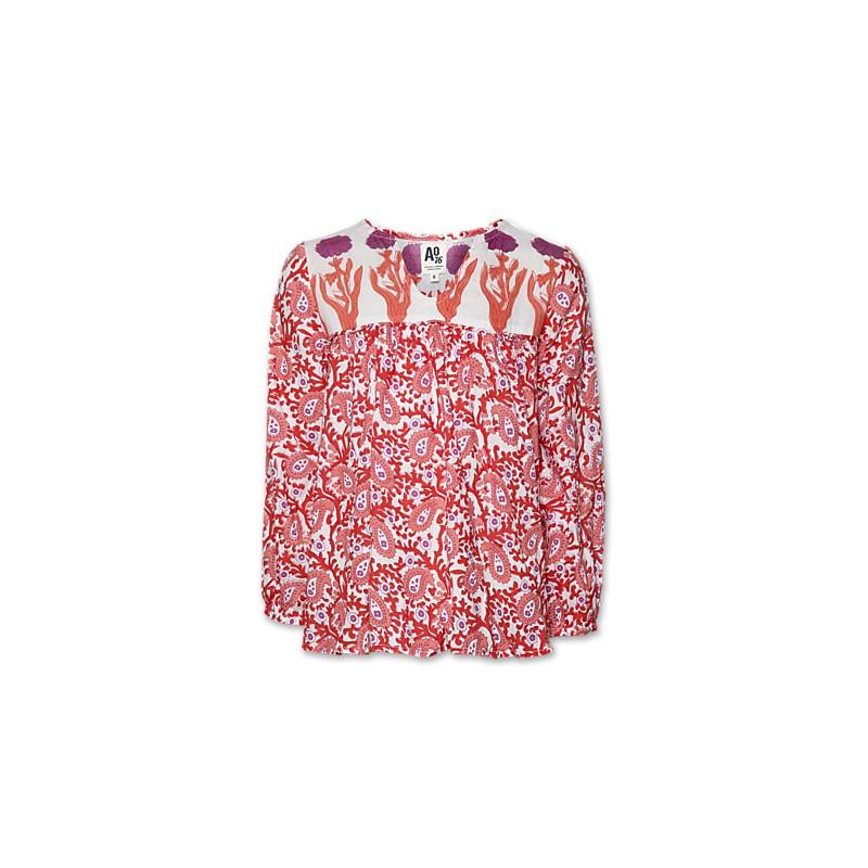 Abigail wide shirt