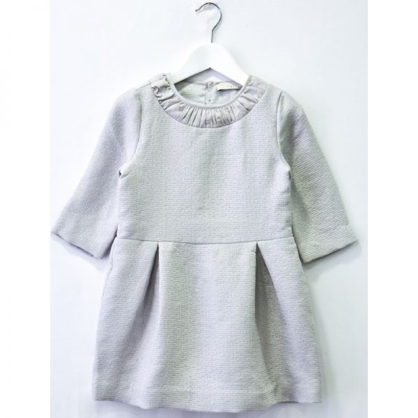Παιδικό Γκρι Φόρεμα