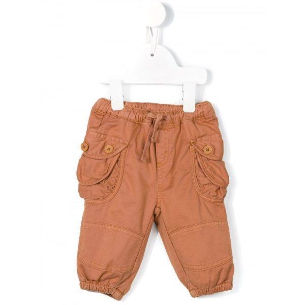 Βρεφικό Παντελόνι Puncake Με Τσέπες