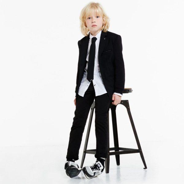 Παιδική Μαύρη Γραβάτα