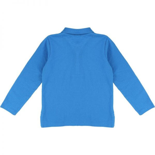 Boys Blue Polo Shirt