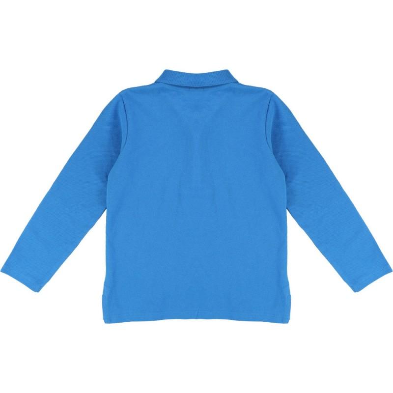 Boys Blue Polo Shirt