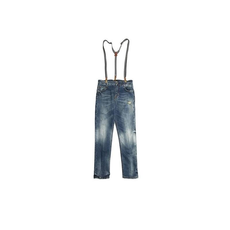 Fred Mello Stretch Denim Jeans 99% Cotton, 1% Elastane