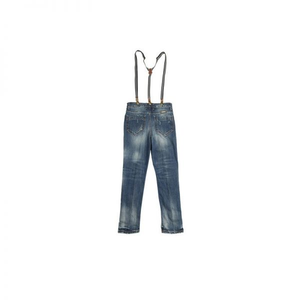 Fred Mello Stretch Denim Jeans 99% Cotton, 1% Elastane
