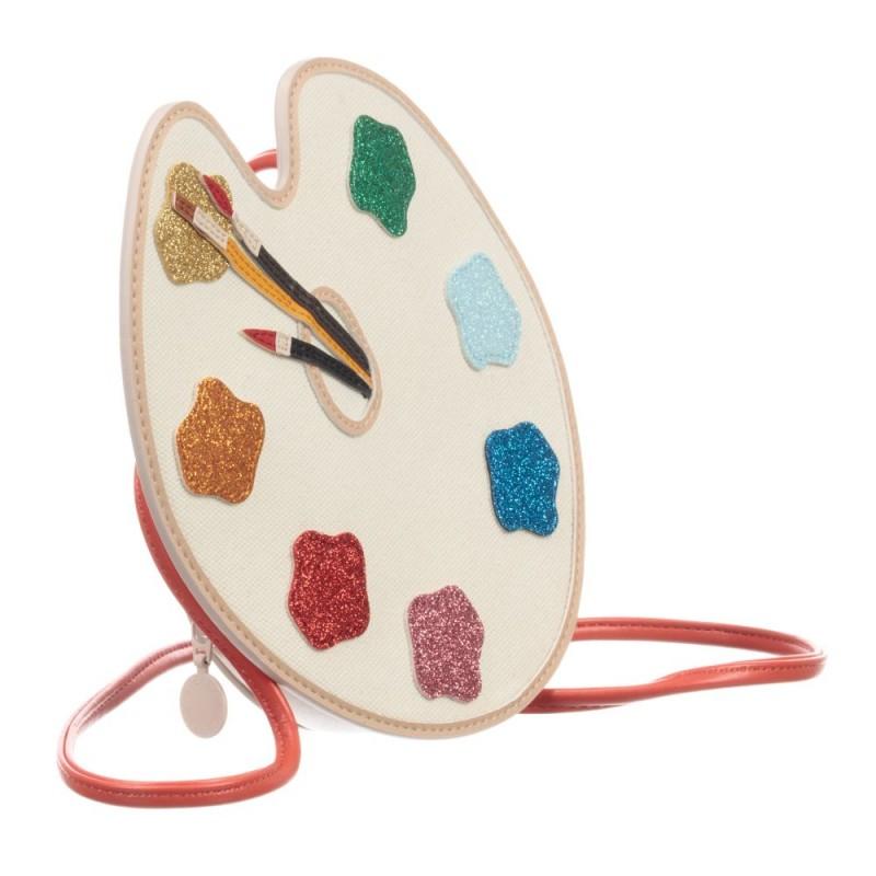 Popsicle Paint Palette Bag