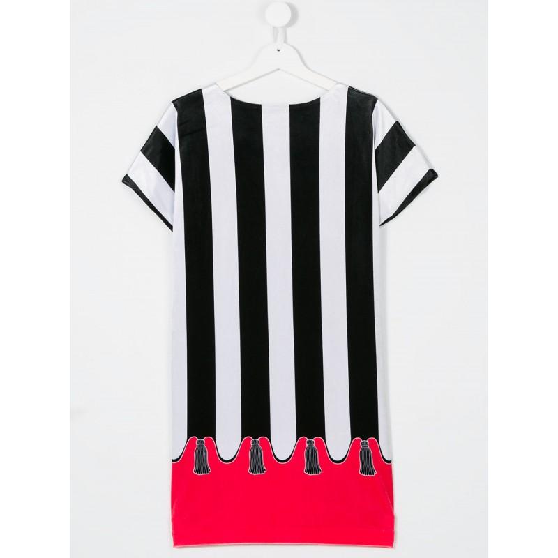 Curtain Print Dress