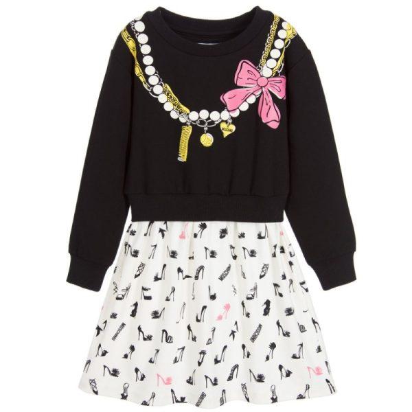Girls Print Dress