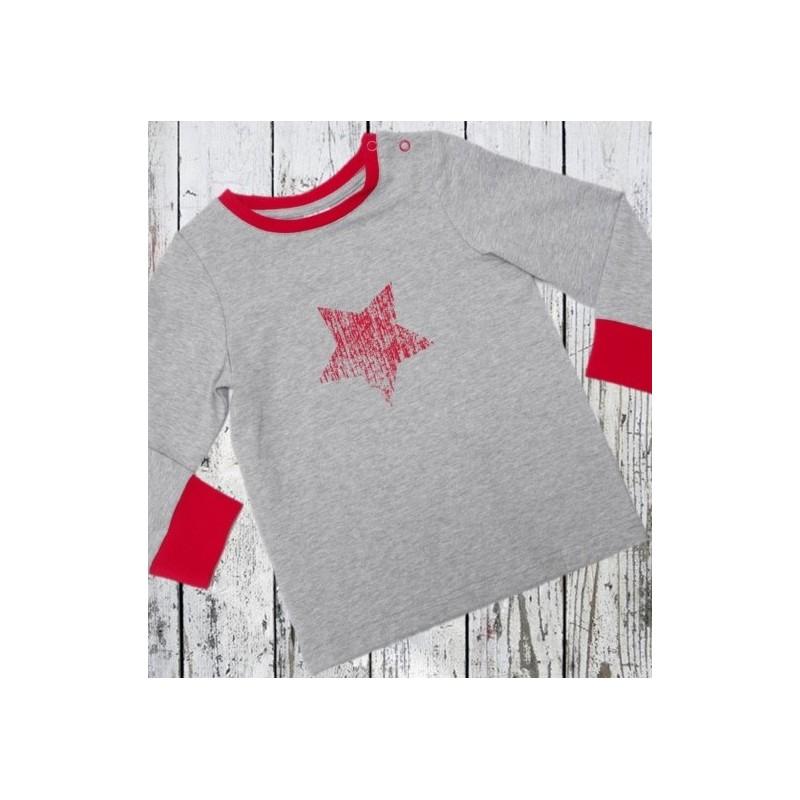 Παιδική Μακρυμάνικη Μπλούζα ''Star''