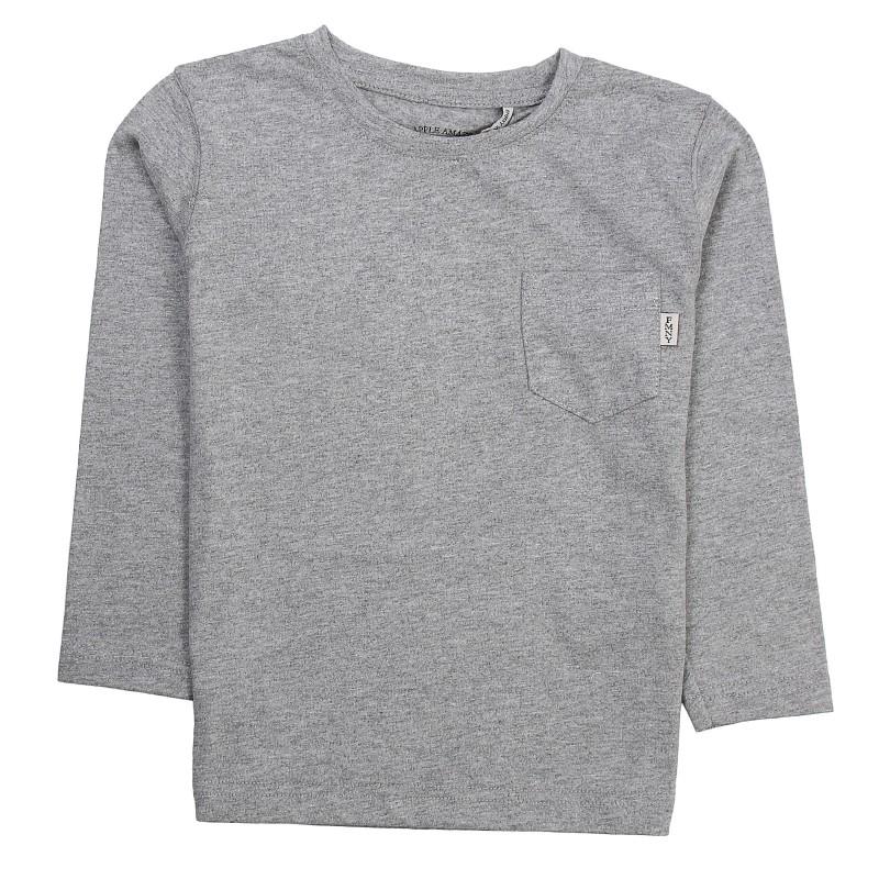 Παιδική Μακρυμάνικη Βαμβακερή Μπλούζα