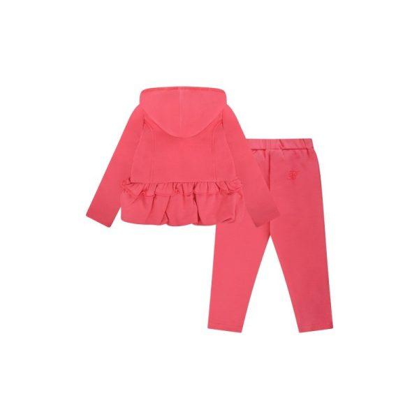 Σετ φόρμας σε ροζ για κορίτσι