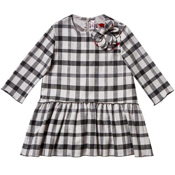 Παιδικό Καρώ Φόρεμα