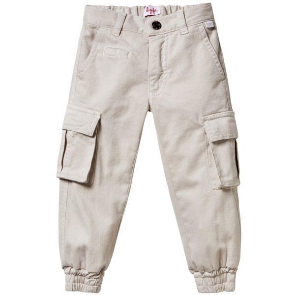 Παιδικό Μπεζ Παντελόνι Με Τσέπες