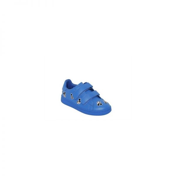 Αθλητικά Disney δερμάτινα παπούτσια σε μπλε