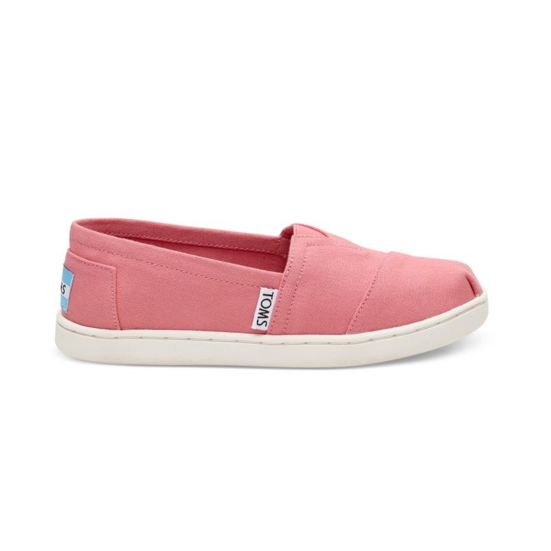 Παιδικό Παπούτσι Toms Bubblegum Pink Canvas