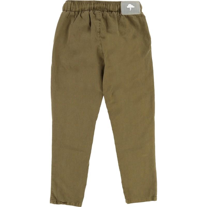 Παντελόνι βαμβακερό για αγόρι