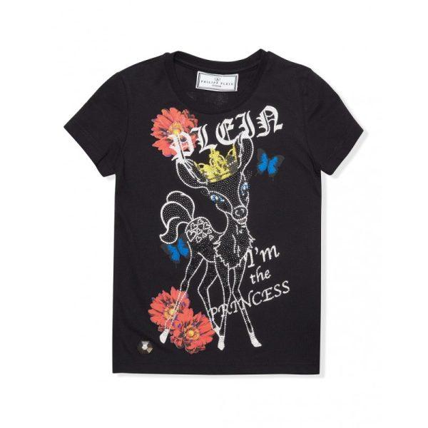 """Μπλούζα T-shirt """"Unforgettable"""" για κορίτσι"""