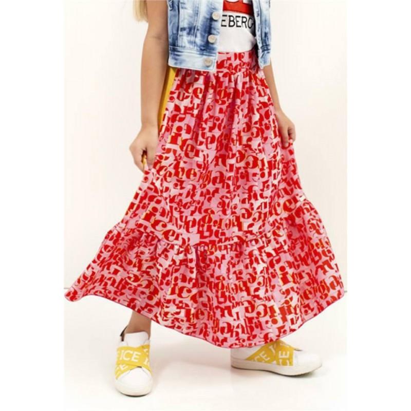 Παιδική Φούστα Rosa Με Σχέδια