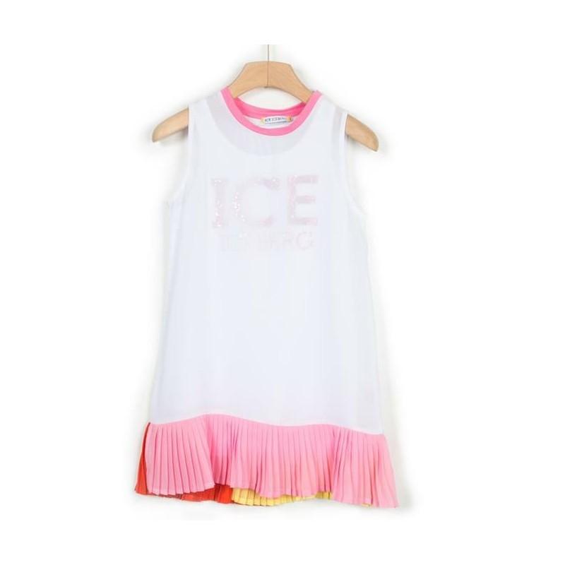 Παιδικό Λευκό Φόρεμα