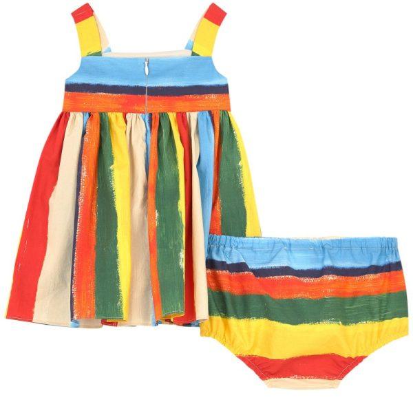 Βρεφικό Φόρεμα Riga Pittorica