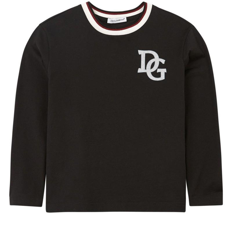 Παιδική Κοντομάνικη Μπλούζα D&G