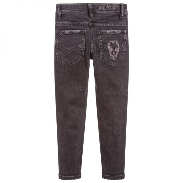 Boys Regular Slim-Fit Jeans