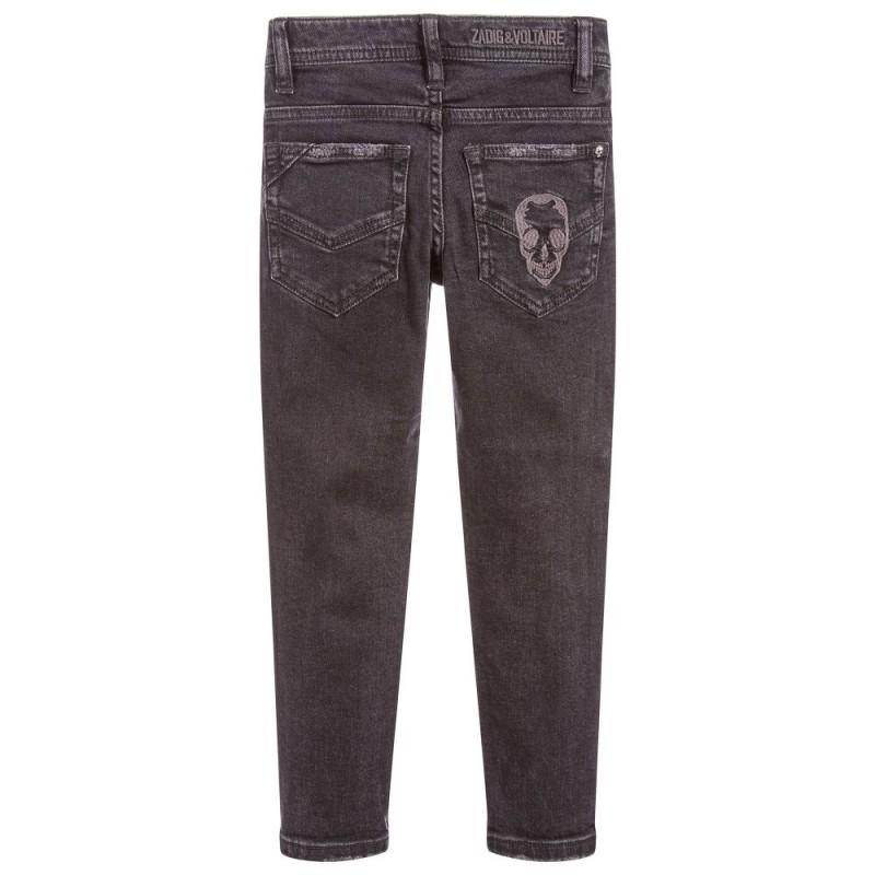 Boys Regular Slim-Fit Jeans