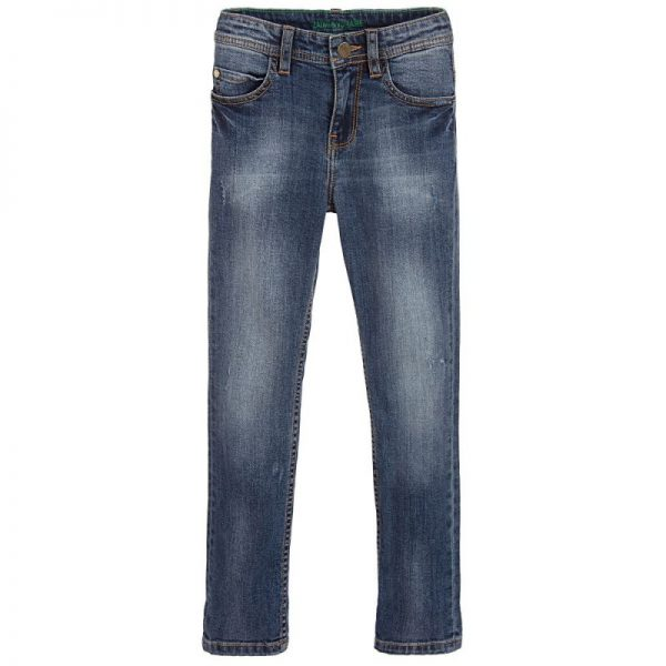 Boys Regular-Slim Fit Jeans