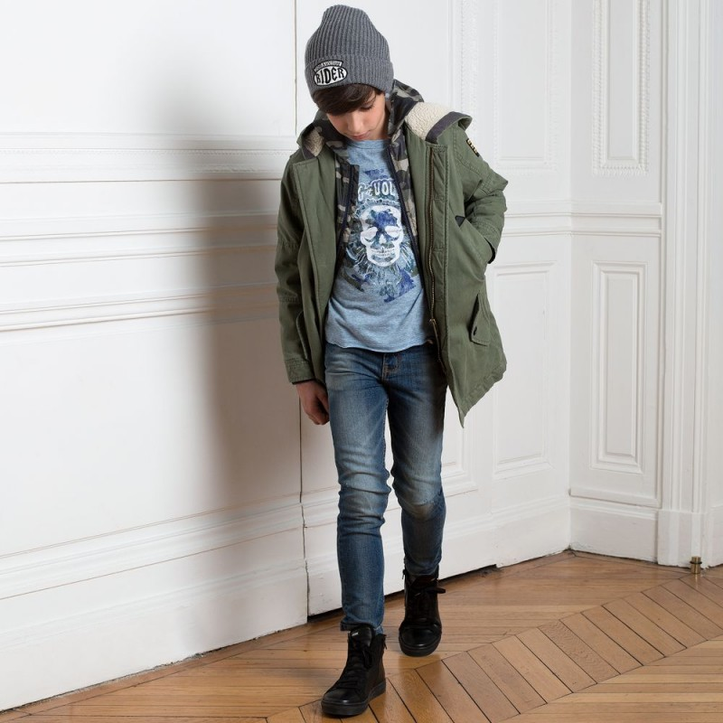 Boys Regular-Slim Fit Jeans