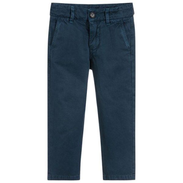 Παιδικό Μπλε Παντελόνι ''Fitz''