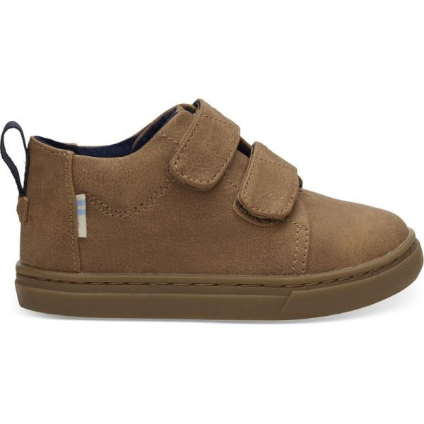 Βρεφικά Αθλητικά Καστόρινα Παπούτσια ''Lenny Mid'' Για Αγόρι