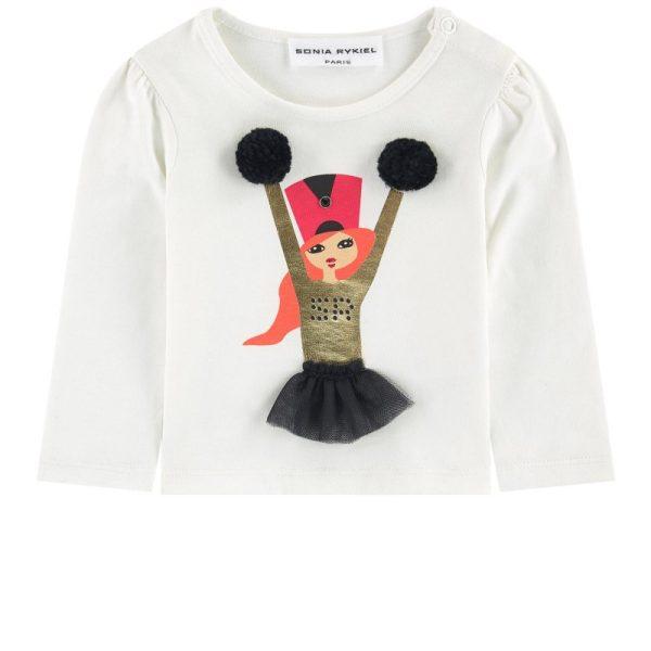 Παιδική Μακρυμάνικη Μπλούζα Με Σχέδιο ''Babetta''