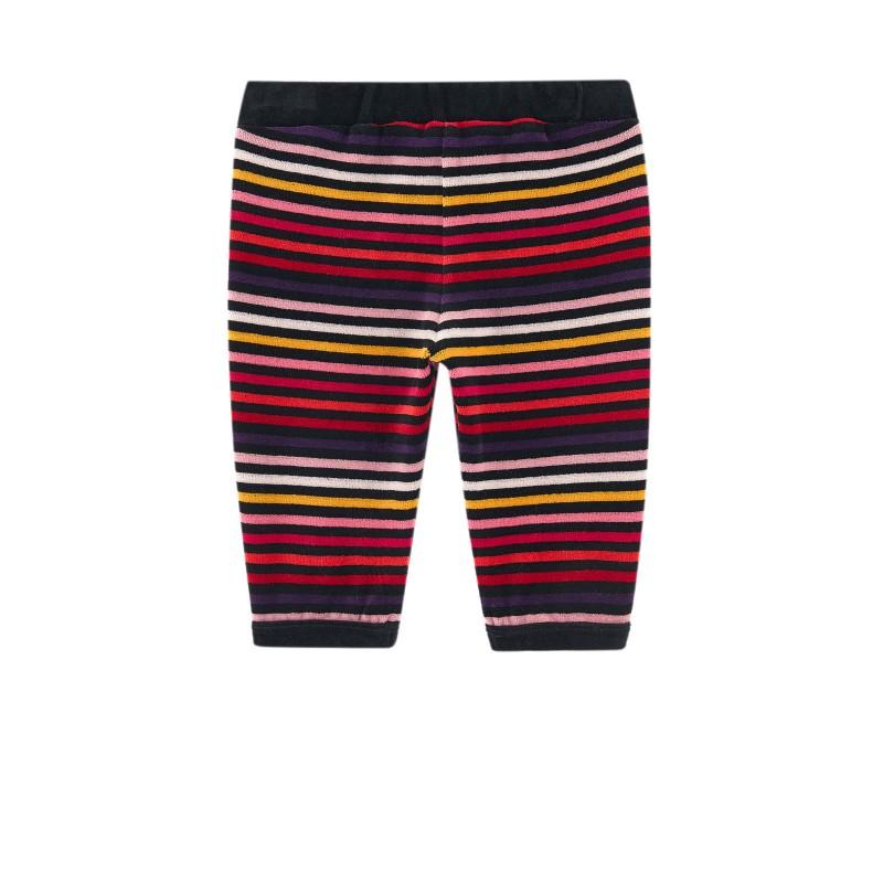 Βρεφική Φόρμα Παντελόνι Από Βελούδο ''Bertie''