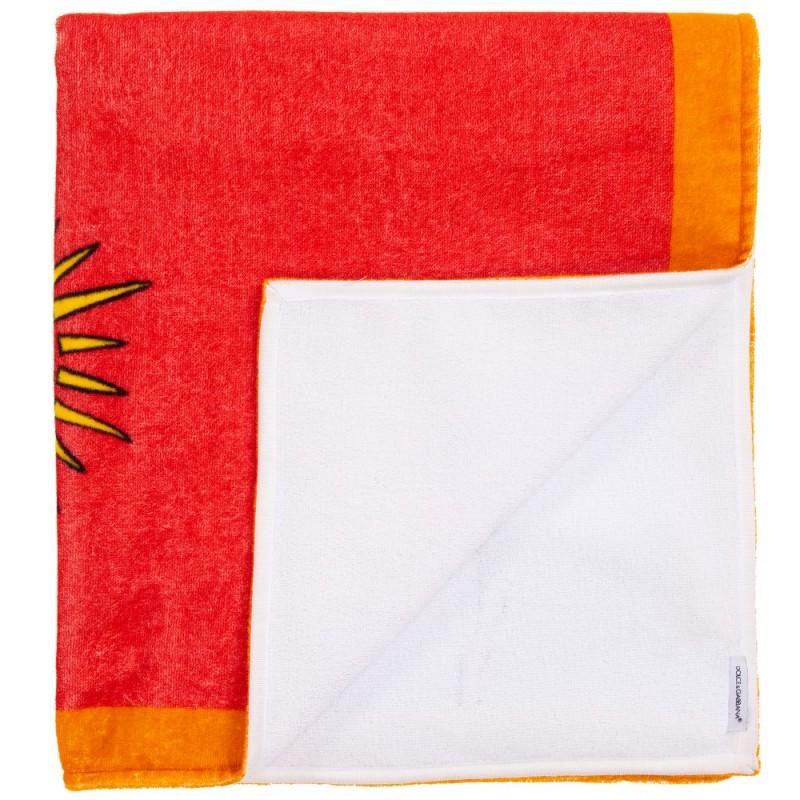 Πετσέτα θαλάσσης ''DG HAWAII'' (142cm)