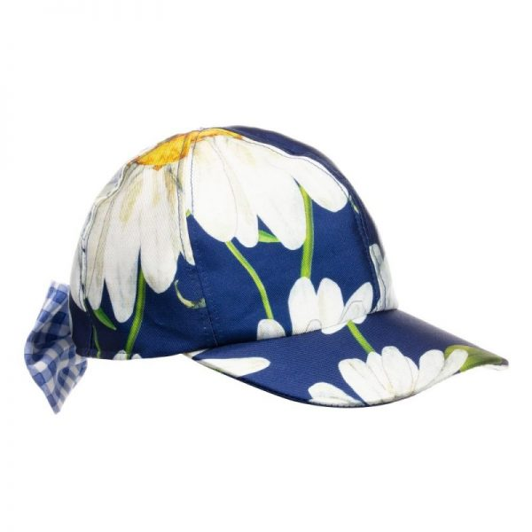 Παιδικό καπέλο με λουλούδα