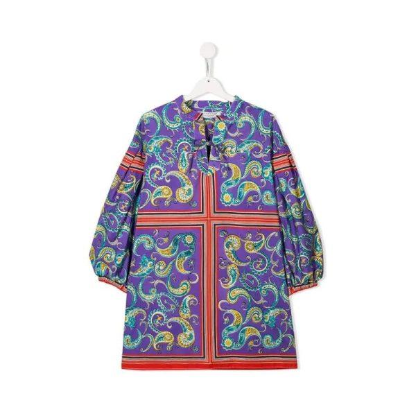 Παιδικό φόρεμα με print