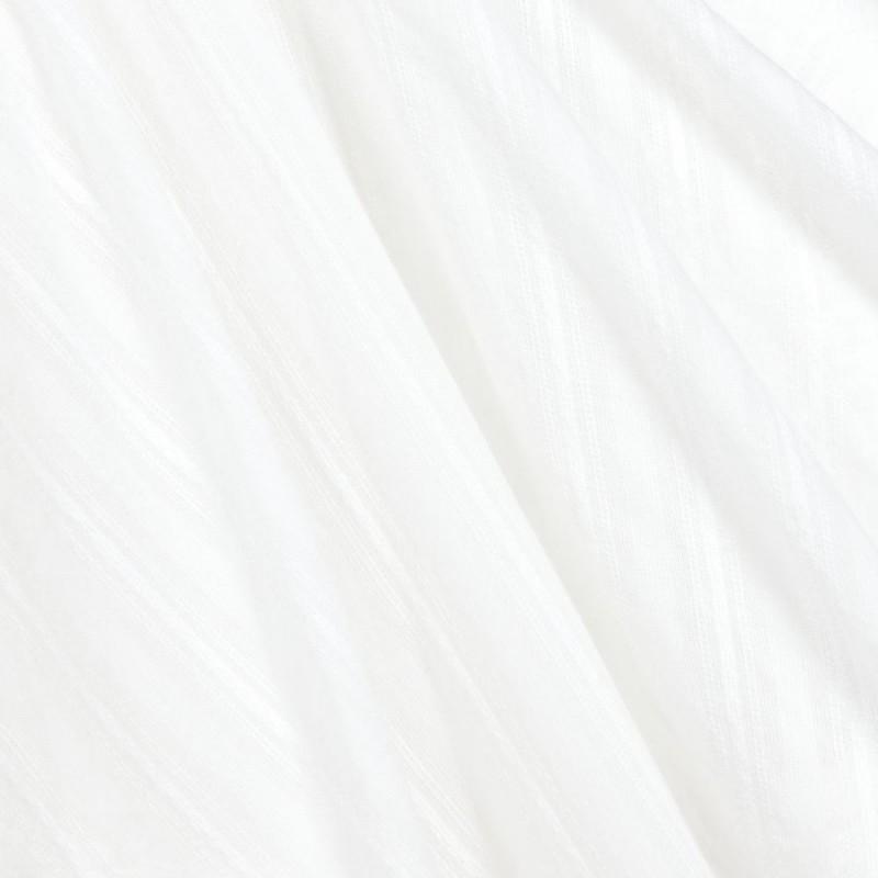 Παιδική λευκή βαμβακερή φούστα