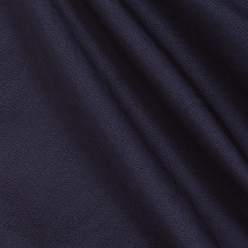 Μπλε σορτς με logo
