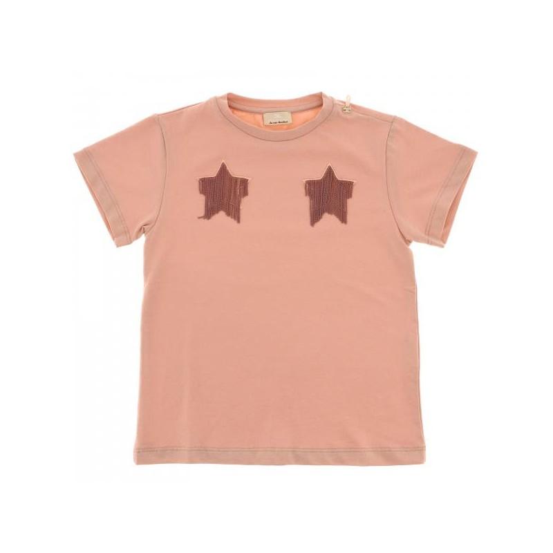 Παιδική κοντομάνικη μπλούζα ELISABETTA FRANCHI