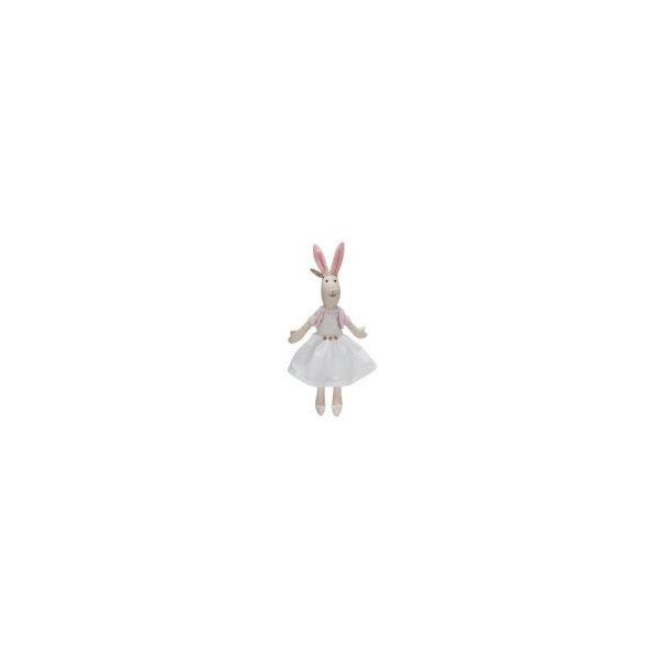 Κουνελακι κορη 25 cm KIDS DEPOT