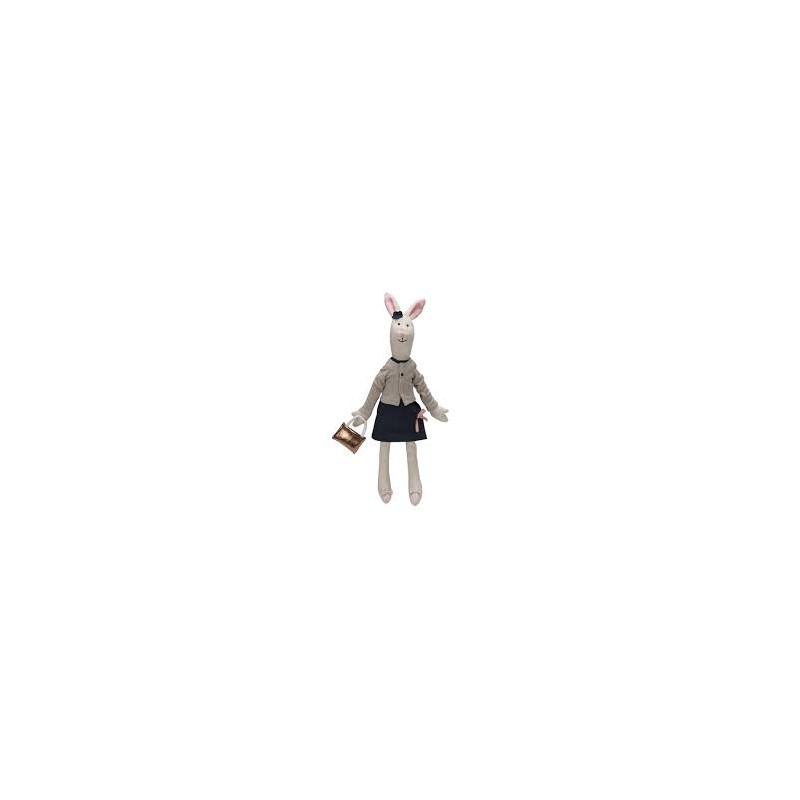 Κουνελακι μητερα 40 cm KIDS DEPOT