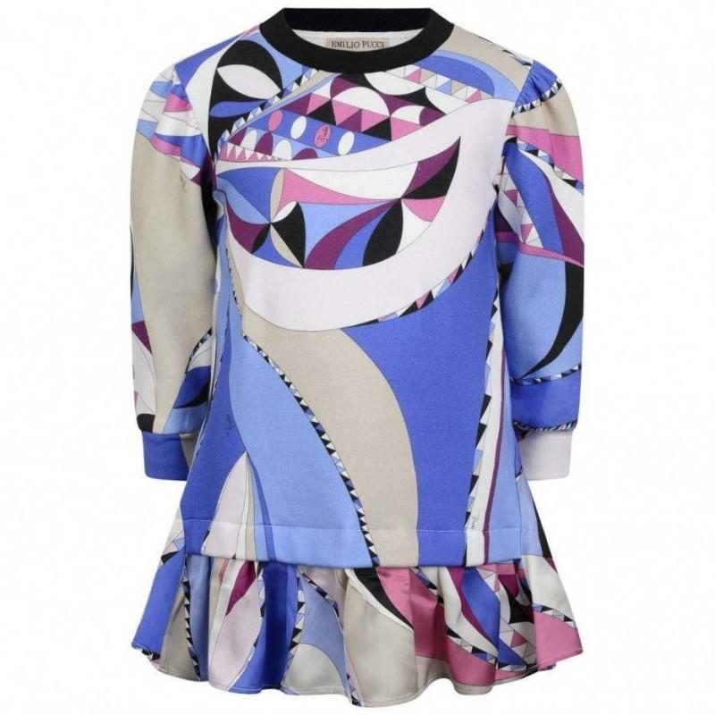 Παιδικο φορεμα σχεδια EMILIO PUCCI