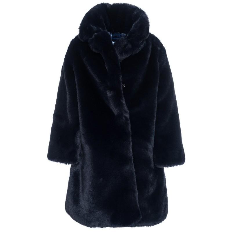 Παιδικο γουνινο παλτο MONNALISA