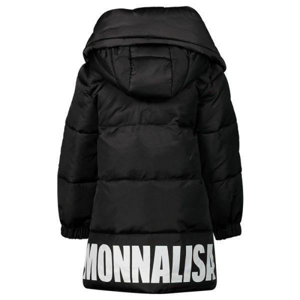 Παιδικο μπουφαν με logo MONNALISA