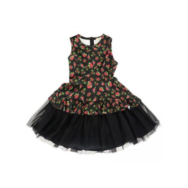 Παιδικο εμπριμε φορεμα MONNALISA