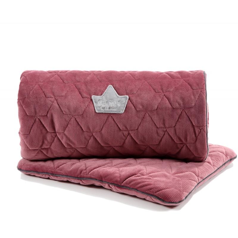 Βρεφικο σετ παπλωμα+μαξιλαρι Velvet Mulberry LA MILLOU