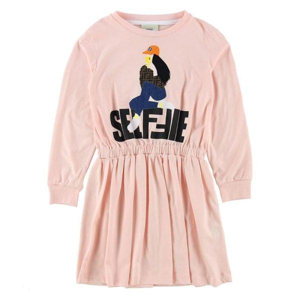 Παιδικο φορεμα παρασταση FENDI