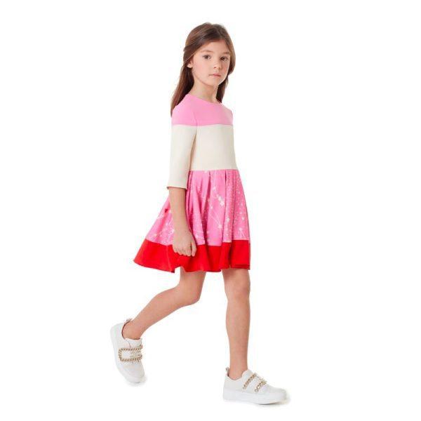 Παιδικο εμπριμε φορεμα ELISABETTA FRANCHI